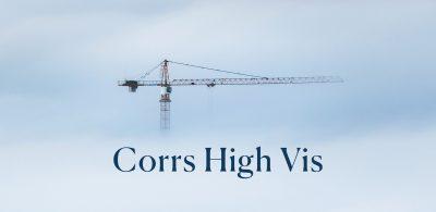 Corrs high vis