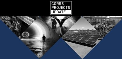 Article projects corrs projects update q4 2019